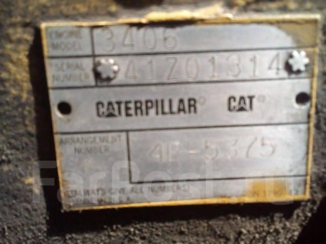 Гидронасос. Caterpillar