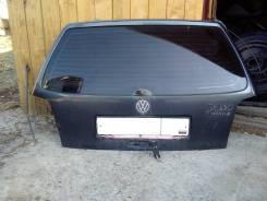 Дверь багажника со стеклом для Фольксваген Поло VW Polo, задняя