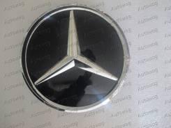 Эмблема решетки. Mercedes-Benz