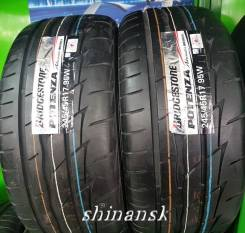 Bridgestone Potenza RE003 Adrenalin. Летние, без износа, 4 шт
