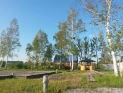 Продам земельный участок под строительство 53 сотки с. Владимировка. 5 300 кв.м., собственность, электричество, от агентства недвижимости (посредник)
