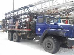 Автомобиль УРАЛ-4320 УП-40С (Установка подъемная). 11 150 куб. см.