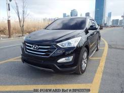Hyundai Santa Fe. автомат, 2.0, дизель, б/п. Под заказ