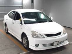 Решетка радиатора. Toyota Allion, ZZT240, ZZT245, AZT240, NZT240
