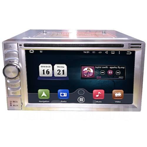 2din автомагнитола 6116 DVD Android 2DIN + GPS Автомагнитола + Рамка встроенная система Bluetooth