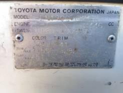 Двигатель в сборе. Toyota Hilux Surf, LN130G Двигатель 2LT