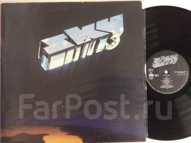 PROG! СКАЙ / SKY - SKY 3 - Третий Альбом - 1981 DE LP
