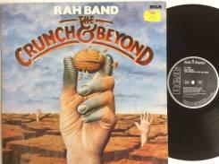 Space Disco! РАХ БЭНД / RAH BAND - The Crunch & Beyond - DE LP 1978