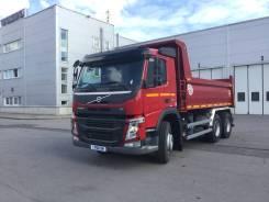 Volvo FM. Самосвал 6X4, 13 000 куб. см., 12 400 кг.
