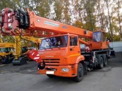 Клинцы КС-55713-1К-3. КС 55713-1К-3 автокран 25т. (Камаз-65115) при покупке в лизинг, 1 000 куб. см., 25 000 кг., 28 м.