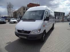 Mercedes-Benz Sprinter 411 CDI. Sprinter Classic 411 CDI, 2 148 куб. см., 22 места