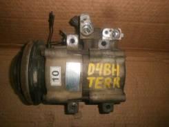 Компрессор кондиционера. Hyundai Terracan Двигатель D4BH