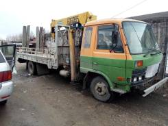 Nissan Diesel. Продам грузовик с краном , 7 500 куб. см., 6 000 кг., 14 м.