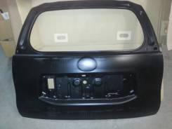 Дверь багажника. Toyota Land Cruiser Prado, GRJ151, GRJ151W, GRJ150L, GRJ150, GRJ150W, TRJ150W, TRJ150 Двигатели: 2TRFE, 1GRFE