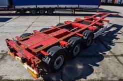 Krone SD. Универсальный контейнеровоз 45 футов 2011 г/в, 35 810 кг.