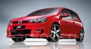 Обвес кузова аэродинамический. Volkswagen Golf, 5K1. Под заказ