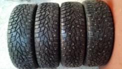 Dunlop SP Winter ICE 02. Зимние, шипованные, 2016 год, износ: 5%, 4 шт