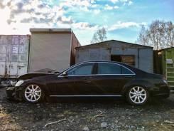Mercedes-Benz S-Class. WDD2211711A033704, 273 961 30 017608