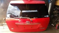 Дверь багажника. Toyota Corolla Fielder, NZE124, ZZE123, CE121G, NZE121G, NZE120, ZZE124G, ZZE123G, ZZE124, ZZE122, NZE121, CE121, NZE124G, ZZE122G Дв...