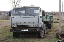 Камаз 5410. Продам с полуприцепом ОДАЗ в Верх-Чебуле, 10 850 куб. см., 14 900 кг.