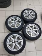 Продам отличные колеса!. 6.5x15 4x108.00 ET45