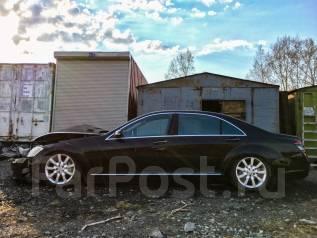 Mercedes-Benz S-Class. Продам кузов с документами Mercedes S500 w221 2006г