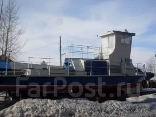 Костромской судомеханический завод. Год: 2001 год, длина 15,00м., двигатель стационарный, 170,00л.с., дизель. Под заказ