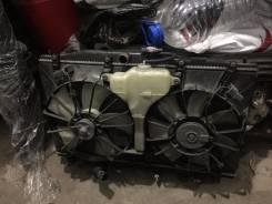 Радиатор охлаждения двигателя. Honda Accord, CL9