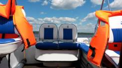"""Каютный катер """"Лорд-500"""" - yamaha-60F+ прицеп. Год: 2011 год, длина 500,00м., двигатель подвесной, 60,00л.с., бензин"""