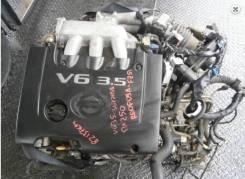 Двигатель в сборе. Nissan Murano Двигатель VQ35DE