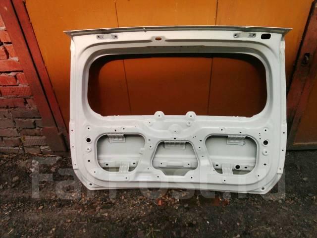 Дверь багажника. Kia Soul, PS D4FB, G4FD, G4NA
