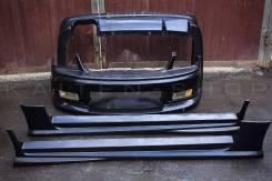 Обвес кузова аэродинамический. Nissan Stagea