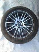 Летние колеса на литье в сборе, хорошее состояние без повреждений. 6.5x16 5x100.00 ET45 ЦО 72,0мм.