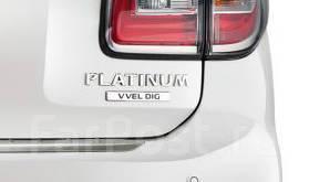 Эмблема. Nissan Patrol, Y62. Под заказ