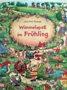 Виммельбух - книжка-гляделка Wimmelspass im Fruhling