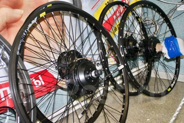 Мотор-колесо 350 Ватт 48 вольт. Переднее. Проверенное качество во  Владивостоке ff21109edeb