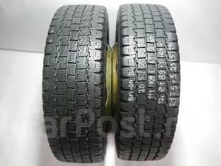 Продам пару грузовых колес Bridgestone Blizzak W969 205/60 R17.5. 5.25x17.5 x197.00х5 ЦО 145,0мм.