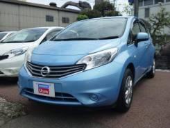 Nissan Note. автомат, передний, 1.2, бензин, б/п. Под заказ