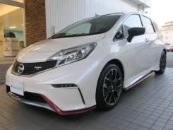Nissan Note. автомат, передний, 1.6, бензин, б/п. Под заказ