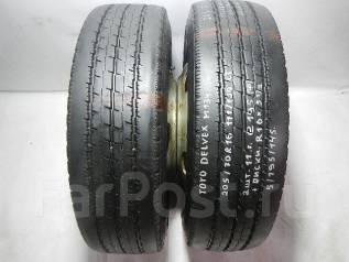 Продам пару грузовых колес TOYO Delvex M134 205/70 R16. 5.25x16 x197.00х5 ЦО 142,1мм.