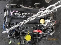 Двигатель в сборе. Opel Vectra Двигатель Z22YH