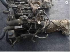 Двигатель  Ssangyong 664 950  с акпп 4ВД и навесным Actyon