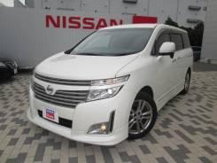 Nissan Elgrand. автомат, передний, 2.5, бензин, б/п, нет птс. Под заказ