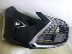 Бампер. Lexus RX200t, AGL20W, AGL25W Lexus RX350, GGL25 Lexus RX450h, GYL20W, GYL25W, GYL25 Двигатели: 8ARFTS, 2GRFXE, 2GRFKS, 2GRFXS