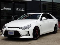 Toyota Mark X. автомат, задний, 2.5, бензин, 32 000 тыс. км, б/п, нет птс. Под заказ