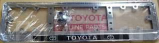 Рамка для крепления номера. Mazda Tribute