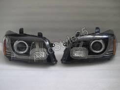 Фара. Toyota Kluger V, ACU20, ACU25, ACU25W, MCU20, MCU25, MCU25W, MCU28, MHU28, MHU28W, ACU20W, MCU20W Toyota Highlander, ACU20, ACU25, ACU25L, MCU20...