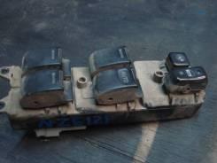 Блок управления стеклоподъемниками. Toyota: Corolla, Corolla Fielder, Allex, WiLL VS, Corolla Runx Двигатели: 1ZZFE, 1NZFE, 2ZZGE, 2NZFE, 3CE