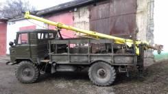 ГАЗ 66. Буроям на базе ГАЗ-66, 2 000 кг.