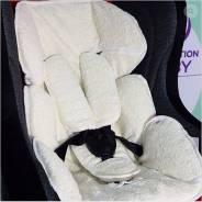 Чехол-вкладыш универсальный с накладками на ремни Protection Baby